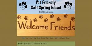 Pet Friendly Salt Spring Island